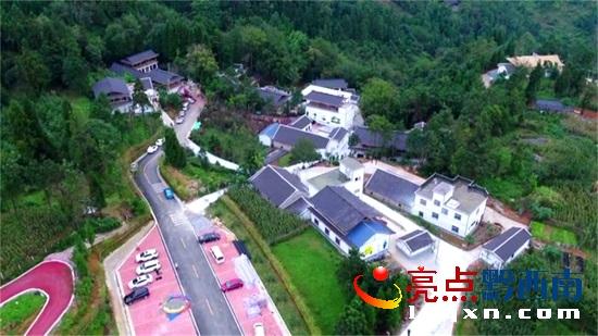 普安青山马家坪景区国庆期间正式向游人开放