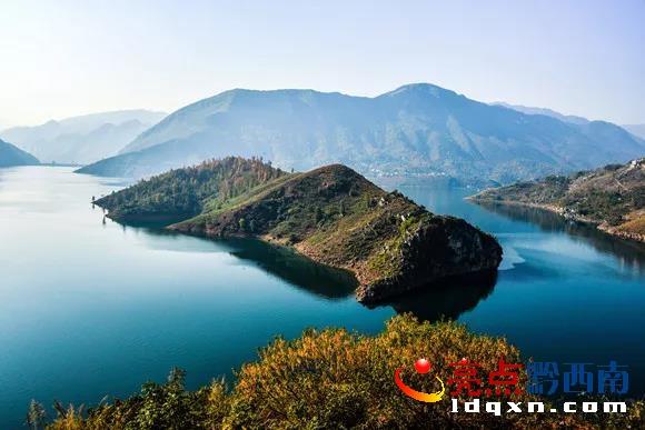 """贵州晴隆光照湖正式成为""""国家湿地公园"""""""