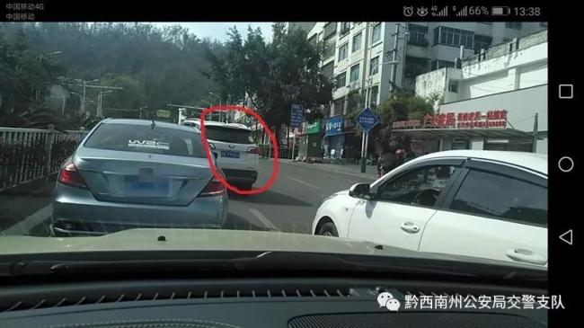 最新曝光!兴义这些车被市民拍照举报,看看有你没?