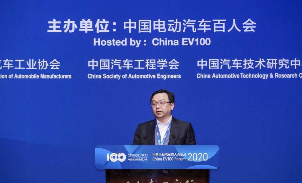 王传福:新能源汽车销量下滑涉及行业结构性调整
