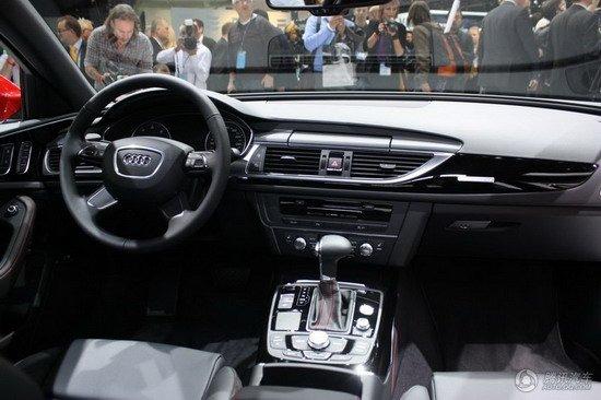 新标杆产品 奥迪全新一代A6全面详解高清图片