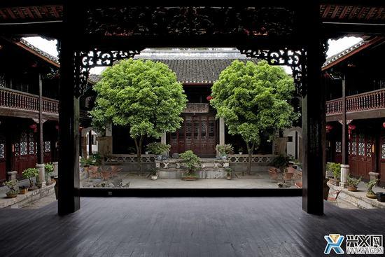 刘氏庄园(民族风俗博物馆)