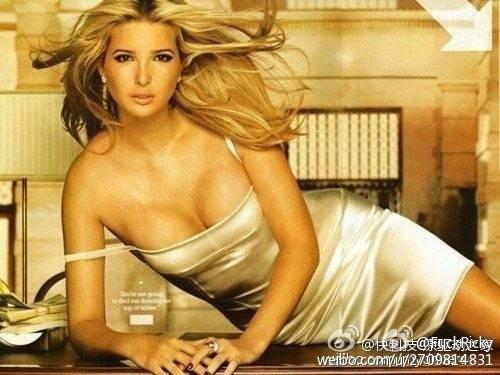 美国超模拥21亿美元财产 被称最性感女富豪