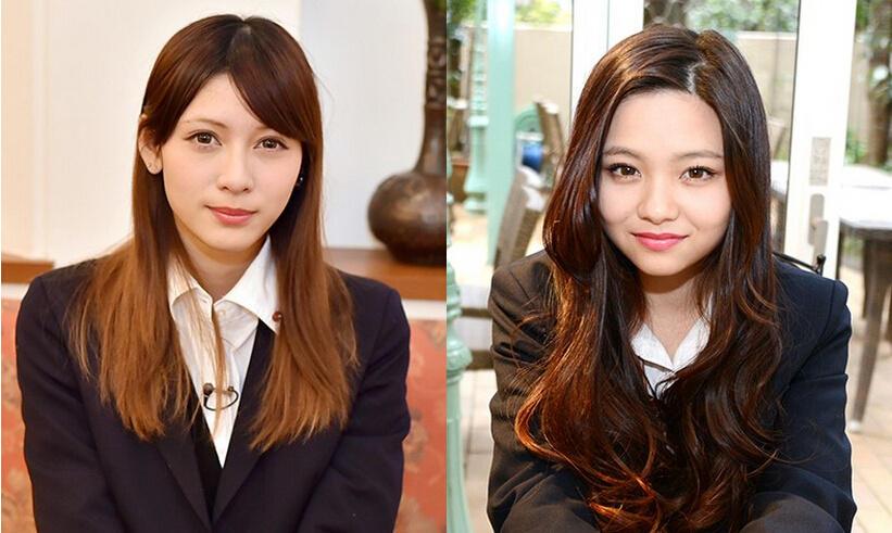 组图:日本评选最可爱女高中生 冠军笑颜灿烂