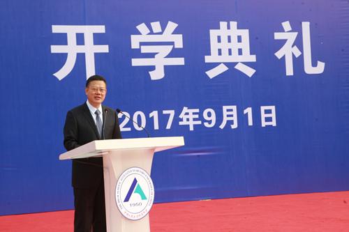人大附中校长翟小宁:我们要培养善良而有智慧的现代君子