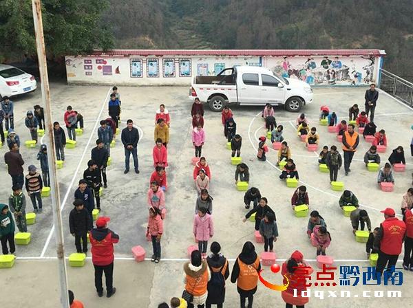 镇平白层中山袍小学收到92个温暖包让校徽贞丰小学南京市孩子图片