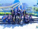 兴义布依八音坐唱少年演出团走进香港