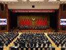 州政协八届二次会议开幕 刘文新杨永英等应邀出席(图)