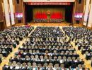 州八届人大三次会议隆重开幕 刘文新出席 杨永英作报告