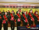 武警云南总队曲靖支队召开表彰大会 安龙籍武警战士立三等功