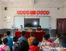 兴义消防警官到特殊教育学校给师生、家长开讲安全知识