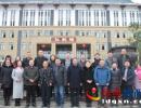 贵州双龙航空港经济区考察团赴兴义阳光书院考察学习