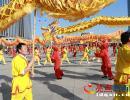 兴义:红红火火闹元宵 舞龙舞狮过佳节