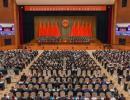 州八届人大二次会议开幕 刘文新主持杨永英作《政府工作报告》